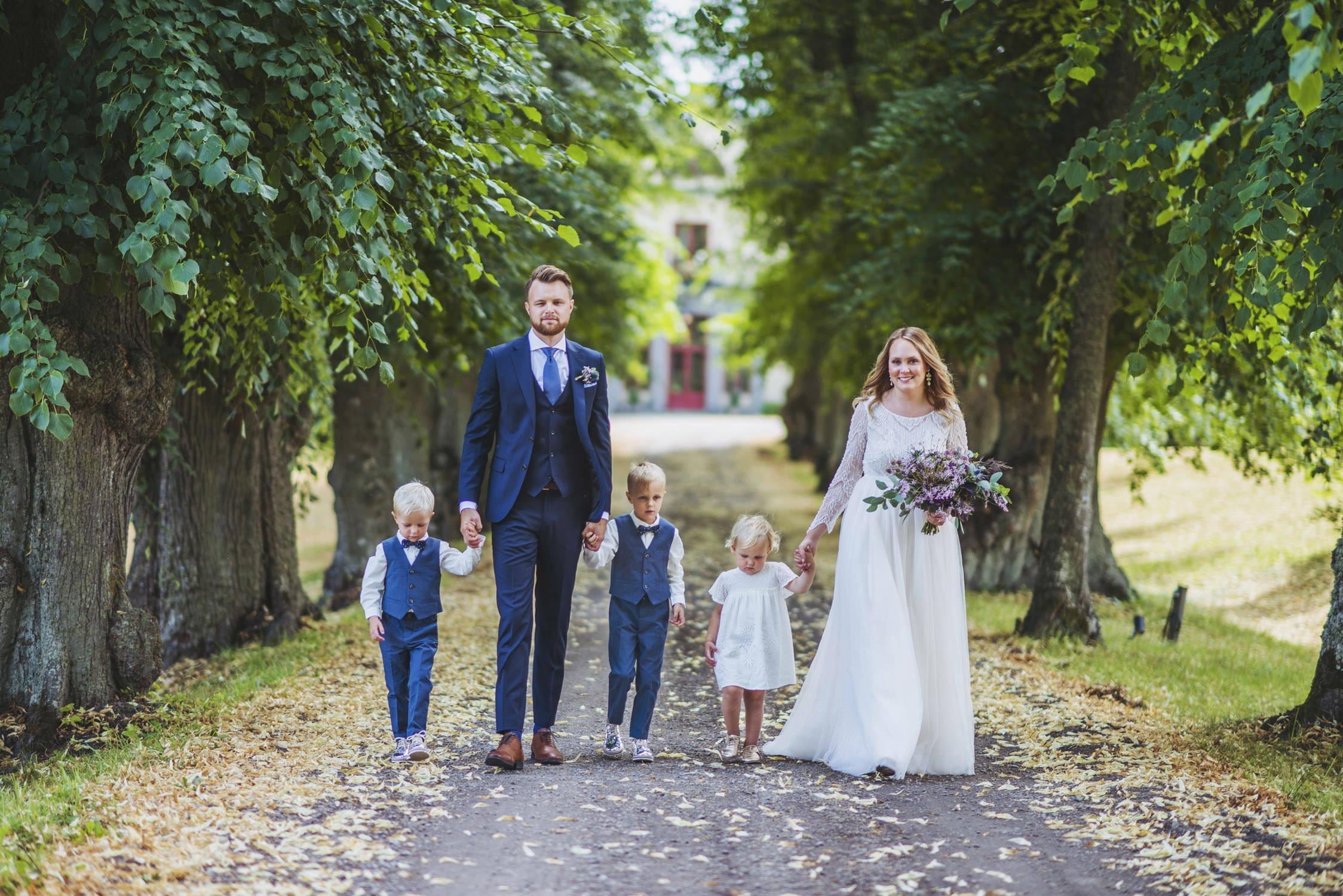 Bröllop Almare Stäket Magasinet