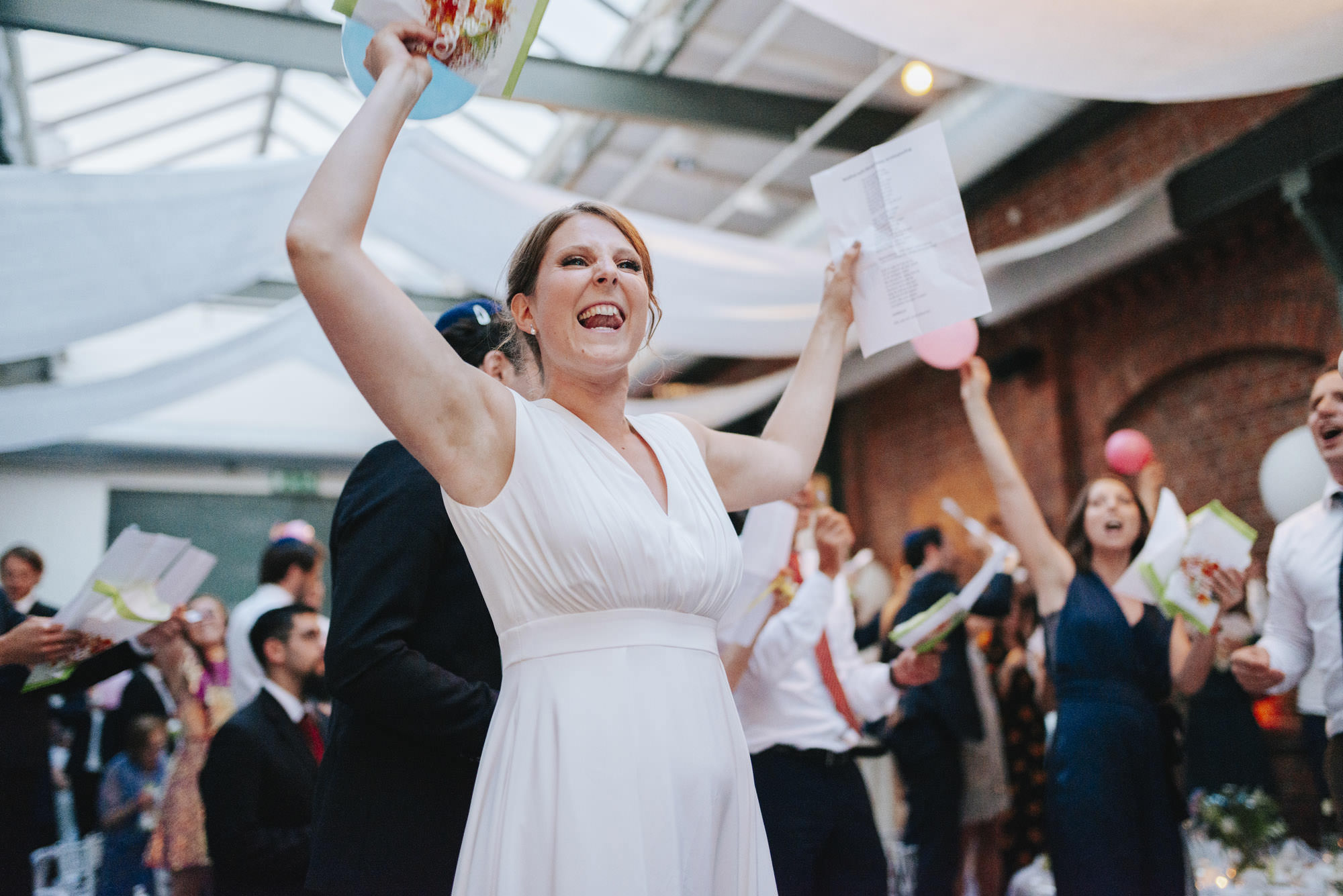 Bröllop Lavalhallen